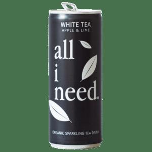 All i need White Tea 24 x 25cl Dose