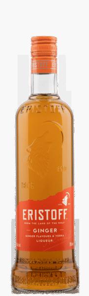 Eristoff Ginger / Ingwer Likör 18% Vol. 70 cl Russland