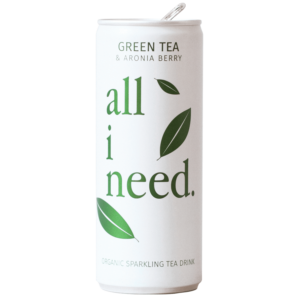 All i need green Tea 24 x 25cl Dose