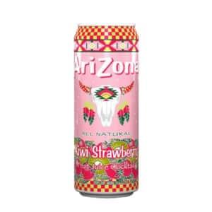 AriZona Kiwi/Strawberry 24 x 68 cl Dosen Amerika