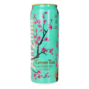 AriZona Green Tea with Honey 24 x 68 cl Dosen Amerika