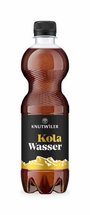 Knutwiler Kola Wasser 24 x 50 cl PET