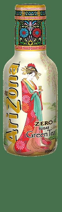 AriZona Iced Tea Green Tea Zero 6 x 50 cl PET