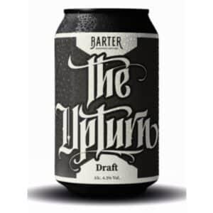 Barter Cartel The Upturn Draft 4.5% Vol. 24 x 33 cl Dosen