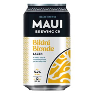 Maui Bikini Blonde 5.1% Vol. 24 x 35.5cl Dosen
