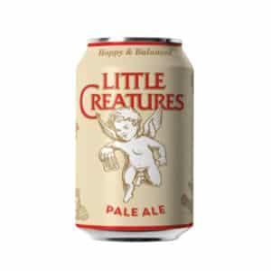 Little Creatures Pale Ale 5,2% Vol. 24 x 33 cl Dosen Australien
