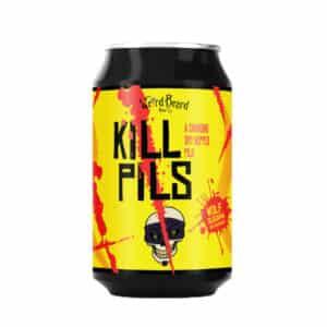 Kill Pils - Pilsener 5% Vol. 12 x 33cl Dose