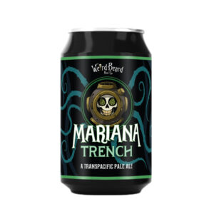 Mariana Trench - Pale Ale 5.3% Vol. 12 x 33cl Dose