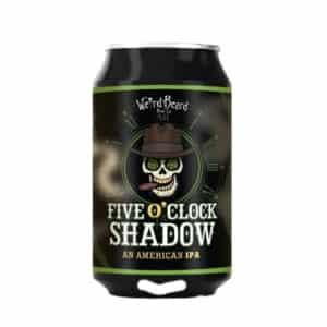 Five O'Clock Shadow - IPA 7% Vol. 12 x 33cl Dose