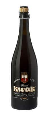 "Kwak ""Kutscherbier"" 8% Vol. 75 cl EW Flasche Belgien"