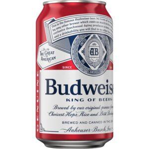 Budweiser 5% Vol.  30 x 35.5 cl Dose Amerika