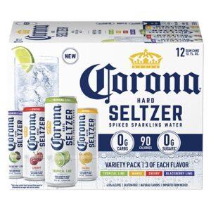 Corona Hardseltzer Variety Pack 5,0% Vol. 12 x 35,5 cl Dosen