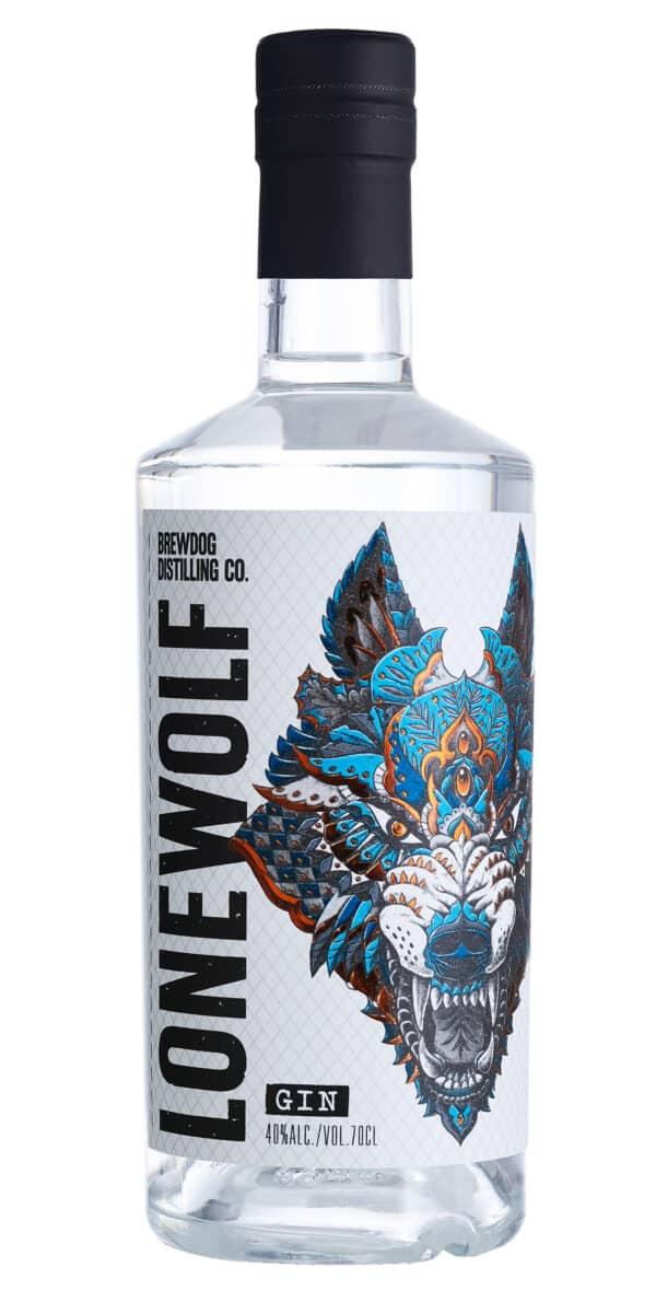 Gin Brewdog Lonewolf 40% Vol. 70 cl
