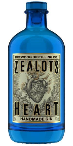 Gin Brewdog Zealot's Heart 40% Vol. 70 cl