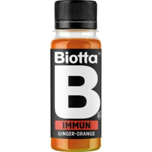 Biotta Bio Booster Immun Ginger Orange, 12 x 6 cl Pet