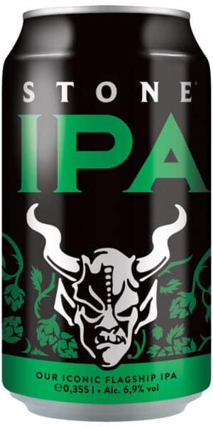Stone IPA 6,9% Vol. 24 x 36 cl Dosen