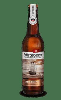 Störtebeker Irish Red Ale 4,5 % Vol. 20 x 50 cl MW Flasche