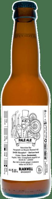 Blackwell Pale Ale 5.8% Vol. 24 x 33cl EW Flasche