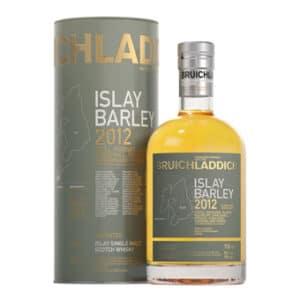 Bruichladdich Islay Barley 2012 50% Vol. 70 cl Scotland