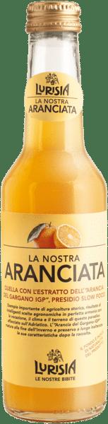 Lurisia Aranciata Orange 24 x 33cl EW Flasche