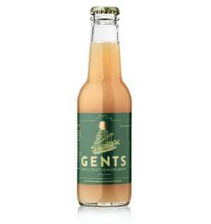 Gents Ginger Brew 24 x 20 cl EW Flasche