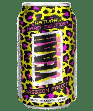 "YEAAH Hardseltzer ""Passion Fruit"" 4.5% Vol. 6 x 33cl Dose (ab Ende Mai verfügbar)"