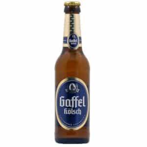 Gaffel Kölsch 4,8% Vol. 20 x 50 cl MW Flasche