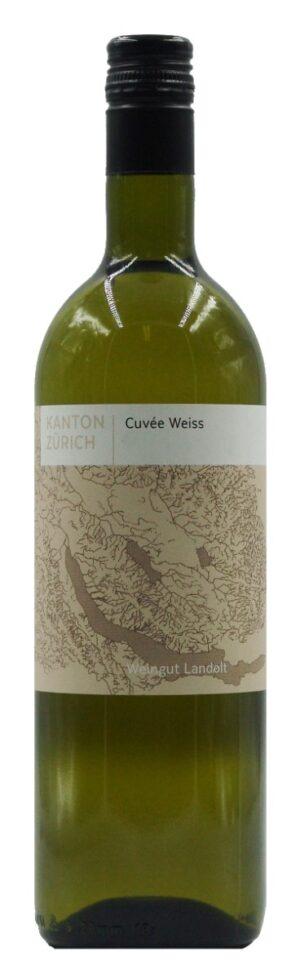 Kanton Zürich Cuvée weiss 12.5% Vol. 75cl