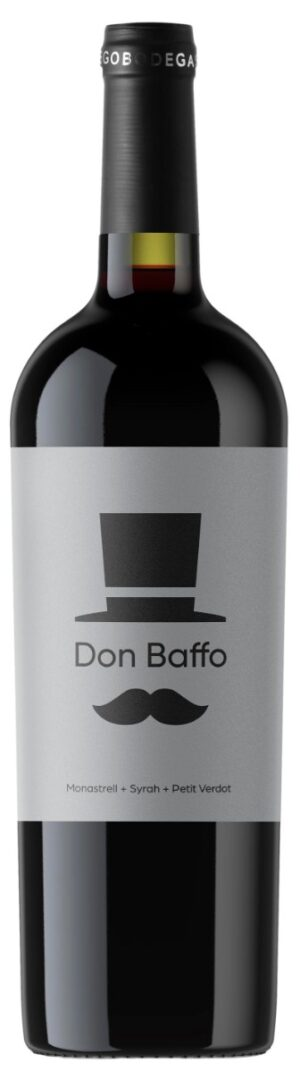 Don Baffo Tinto D.O. Jumilla 14.5% Vol. 75cl