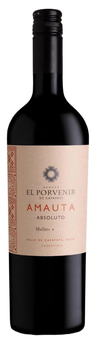 Amauta Absoluto Malbec 13.0% Vol. 75cl
