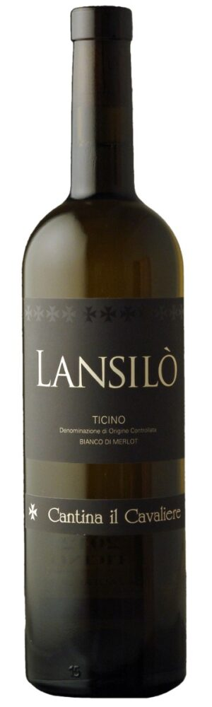 Lansilo Bianco di Merlot DOC 12.5% Vol. 75cl