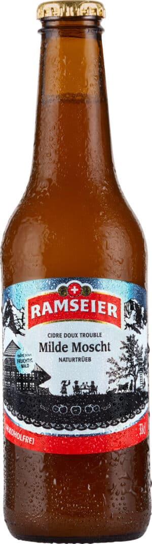 Ramseier Milde Moscht Alkoholfrei 6 x 33cl EW Flasche