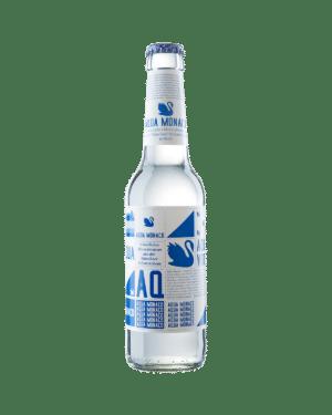 Aqua Monaco Wasser mit Kohlensäure 24 x 33 cl MW Flasche