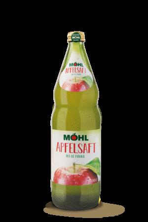 Möhl Apfelsaft hell 12 x 100cl MW Flasche