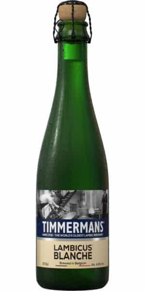 Timmermans Blanche 4,5% Vol. 12 x 37 cl EW Flasche Belgien