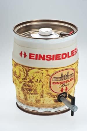 Einsiedler Lager Cool Keg 10 Liter inkl. Zapfhahn, selbstkühlend