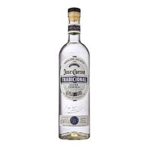 Tequila Jose Cuervo Tradicional Silver 38% Vol. 70 cl Mexico
