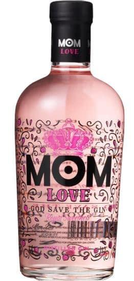 MOM Gin Love Strawberries 37,5% Vol. 70cl Spanien