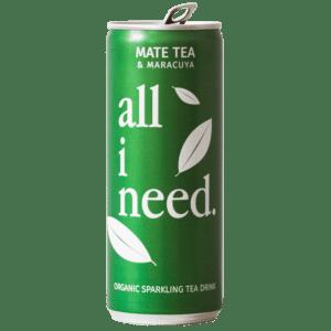 All i need Mate Tea 24 x 25cl Dose