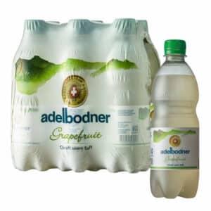Adelbodner Grapefruit 24 x 50 cl PET