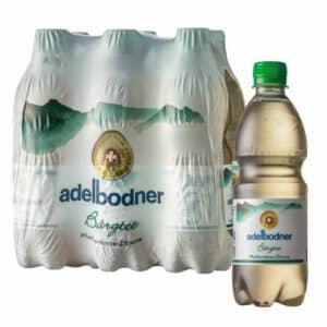 Adelbodner Bärgtee Minze 24 x 50 cl PET