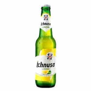 Ichnusa Limone 2.0% Vol. 24 x 33cl EW Flasche Sardinien