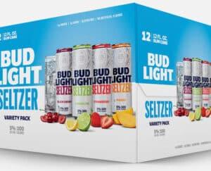 Bud Light Hard Seltzer Variety Pack 5% Vol. 12 x 35,5 cl Dosen Amerika