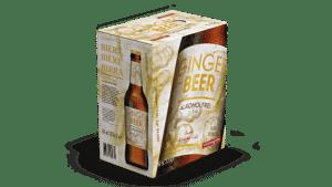 Schützengarten Ginger Beer Alkoholfrei 6 x 33cl EW Flasche