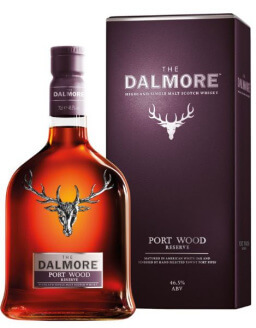 Dalmore Port Wood Whisky 40% Vol. 70 cl