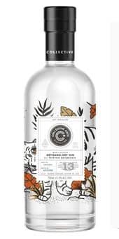 Gin Collective Arts Artisdanal Dry 43.5% Vol. 70 cl