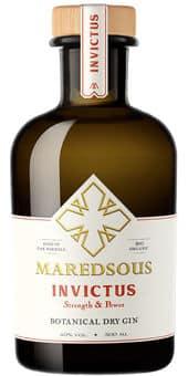 Gin Maredsous Invictus 40% Vol. 50 cl