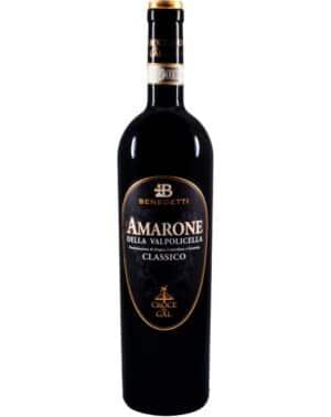 """Amarone Della Valpolicella """"Croce D.Gal"""" DOCG Classico 6 x 75cl 2010 Italien"""