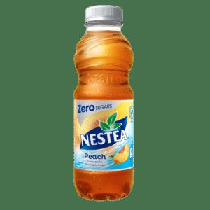 Nestea Peach Pfirsich ZERO 24 x 50cl PET