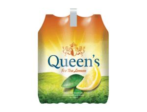 Queen's Ice Tea Lemon 6 x 150cl PET